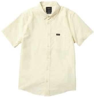 RVCA That'll Do Stretch Woven Shirt (Big Boys)