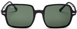 Ray-Ban Women's 1973 Square Sunglasses, 53mm