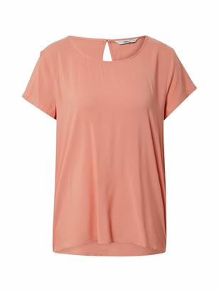 Only Women's ONLFIRST ONE Life SS Solid TOP NOOS WVN T-Shirt