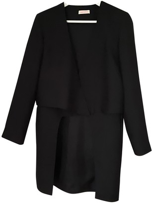 Sass & Bide Black Silk Jackets