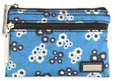 Hadaki Nylon Jewelry Pouch in Fantasia Floral