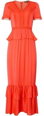 Biba Crochet Maxi Dress