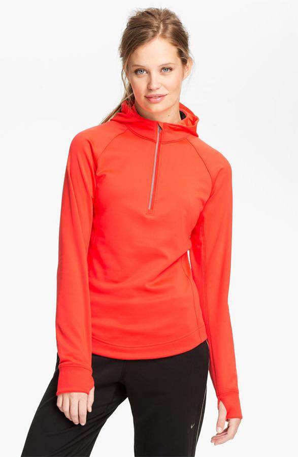 Nike 'Element' Thermal Half Zip Hoodie