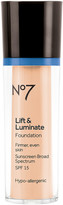 No7 Lift & Luminate Foundation Broad Spectrum SPF 15