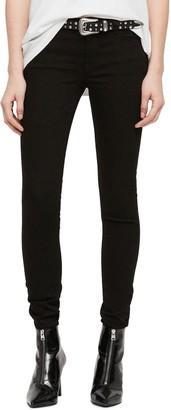 AllSaints Mast Skinny Low Rise Jeans