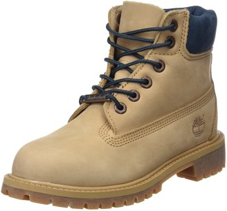 Timberland Unisex Kids' 6 Inch Premium Waterproof Classic Boots