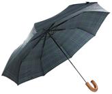 Rainham Check Telescopic Umbrella