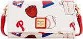 Dooney & Bourke MLB Phillies Daphne Crossbody Wallet
