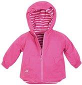 Jo-Jo JoJo Maman Bebe Fleece Lined Jacket (Baby) - Fuchsia-12-18 Months