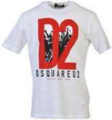 DSQUARED2 Partyes Print T-shirt