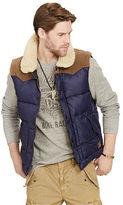 Denim & Supply Ralph Lauren Ripstop Down Vest