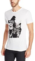French Connection Men's Fcuking Bollocks T-Shirt