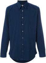 Gucci classic poplin shirt - men - Cotton/Polyamide/Spandex/Elastane - 40