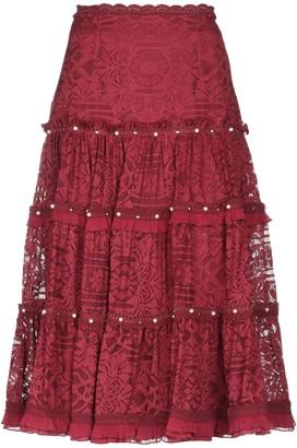 Jonathan Simkhai 3/4 length skirts