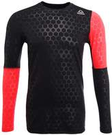 Reebok Sports Shirt Black/glow Red
