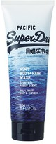 Superdry Pacific Hair + Body Wash 250ml