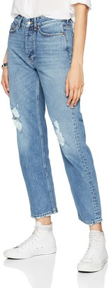Won Hundred Women's Pearl_01 Boyfriend Jeans