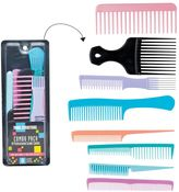 Tool Structure Styling Comb Kit