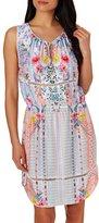Seafolly Lattice Floral Dress