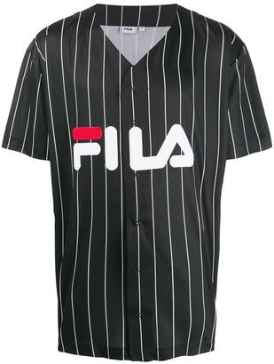 Fila Dawn Baseball striped shirt