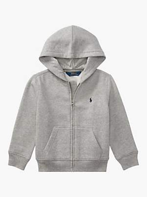 Ralph Lauren Polo Boys' Hooded Sweatshirt
