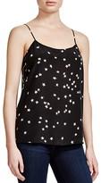 Equipment Star Print Silk Camisole - 100% Exclusive