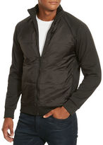Kenneth Cole New York Long Sleeve Full Zip Jacket