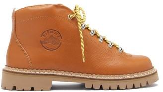 Diemme Tirol Leather Hiking Boots - Tan
