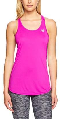 New Balance Women's WT73130 T-Shirt,S