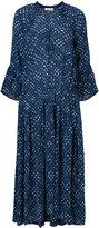Ulla Johnson polka dot peasant dress - women - Silk - 2
