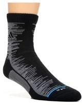 adidas 2 Pack Men's Frequency Quarter Socks