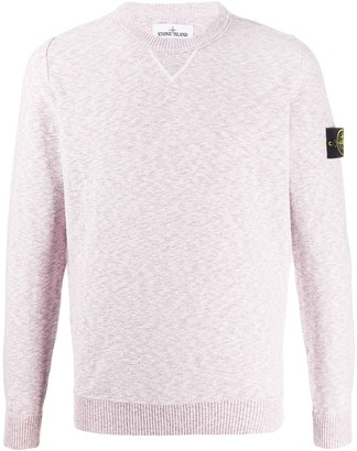 Stone Island Textured Knit Sweater