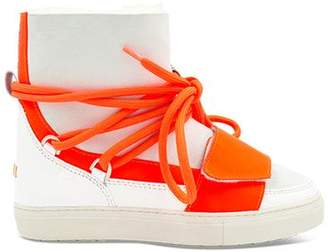 INUIKII Flash Sneaker Orange