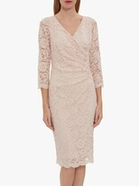 Thumbnail for your product : Gina Bacconi Clarinell Lace Midi Dress