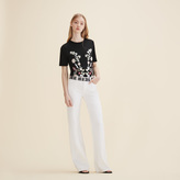 Maje Embroidered T-shirt