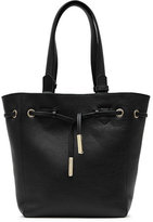 Reiss Orla Small Leather Shopper