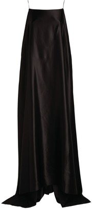 BERNADETTE Meredith Silk Maxi Dress