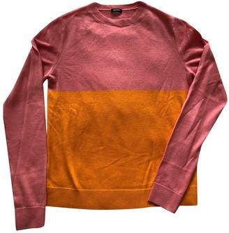 Jil Sander Pink Silk Knitwear for Women