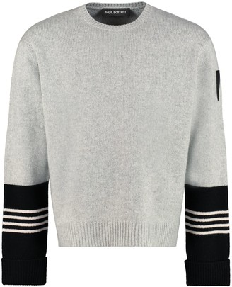 Neil Barrett Wool And Cashmere Sweater