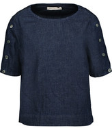 Marc by Marc Jacobs Embellished Denim Top