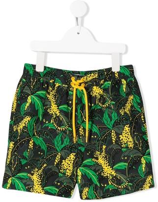 Stella McCartney Palms swim shorts