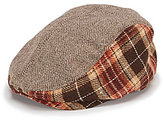 Daniel Cremieux Wool Herringbone Driver Hat