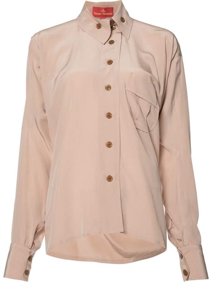 Vivienne Westwood Squiggle Krall shirt