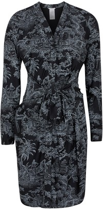 Wolford Antoinette Jacquard Jersey Dress