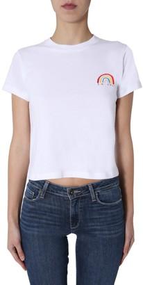 Être Cécile Rainbow Patch Inez T-Shirt