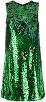 Dolce & Gabbana sequined dress - women - Polyester - 42