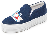 Joshua Sanders Holiday Slip On Sneakers