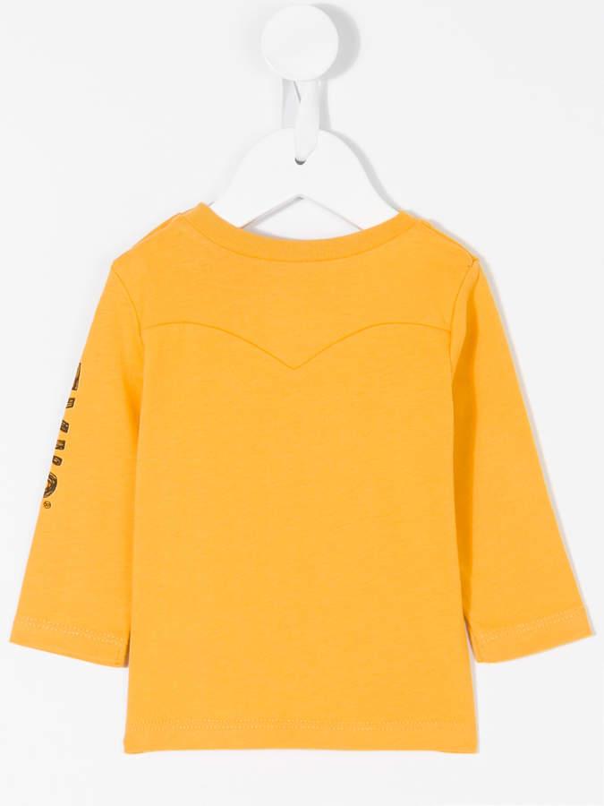 Levi's Kids printed sweatshirt