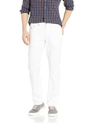 U.S. Polo Assn. Men's Slim Straight 5 Pocket Twill Pant
