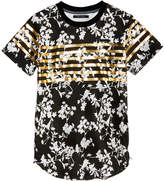 Sean John Royal Floral Shirt, Big Boys (8-20)